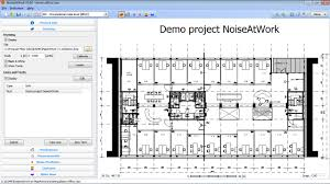 noiseatwork mapping measurement data at workplaces dgmr software