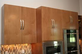 custom contemporary birch kitchen by northshore millwork llc