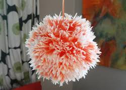 Hanging Party Decorations Party Craft Ideas 24 Homemade Party Favors And Decorations