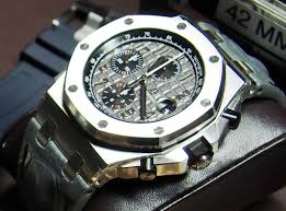 would you ditch playing in a pga tour to see the new audemars