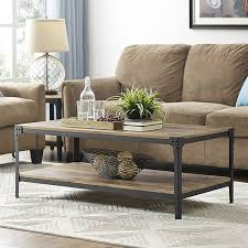 Living Room Without Coffee Table Coffee Table Wayfair