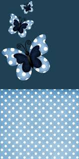 Blue And White Wallpaper by Best 25 Butterfly Wallpaper Ideas Only On Pinterest Wallpaper