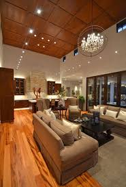 Best Ceiling Lights For Living Room High Ceiling Rooms And Decorating Ideas For Them