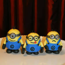 edible minions 108 best fondant cake toppers images on fondant cakes