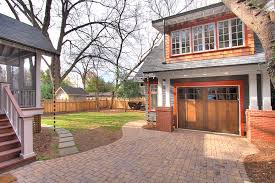 craftsman style garage plans curb appeal carolina craftsman builders