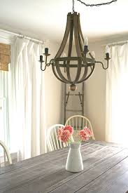 Farmhouse Table Lighting by Wine Barrel Chandelier Wine Barrel Chandelier Made 18 Lbs 10