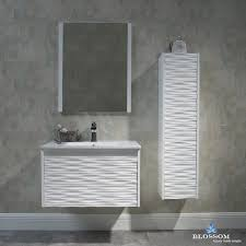 bathroom vanity with side cabinet 30 glossy white vanity side cabinet