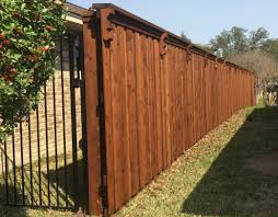 allen fence companies a better fence company wood u0026 metal fences