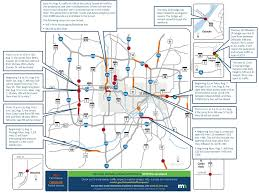 Mn Dot Traffic Map Lowry Tunnel Lane Swap Tops Twin Cities Weekend Traffic Woes