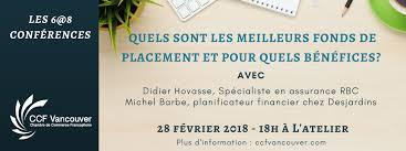 assurance chambre de commerce la chambre de commerce francophone de vancouver 6 8 quels sont