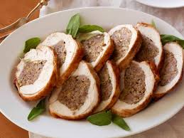 stuffed turkey breast recipe giada de laurentiis food network