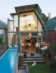 House With Swimming Pool 133 Best Small Swimming Pools Images On Pinterest Small Pools