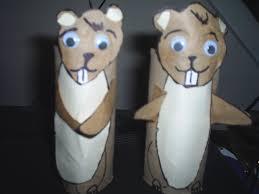 25 ground hog crafts ideas groundhog