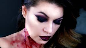 Vampire Halloween Makeup Tutorial Vampire Makeup Tutorial Halloween 2015 Miss Carrie Makeup
