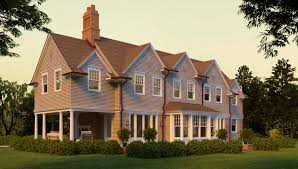 seal harbor shingle style home plans by david neff architect