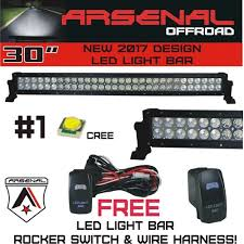 30 led light bar combo no 1 30 arsenal offroad led light bar new 2017 design flood spot