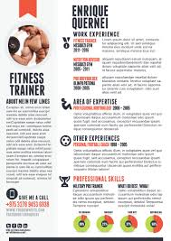 Best Resume It by This Article Will Help You Write Fitness Trainer Resume It Will