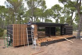 Comment Fabriquer Une Maison En Bois Maison 130m à Aix En Provence Popup House