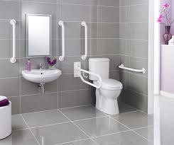 handicapped bathroom design how to decorate a bathroom with recycling you must try it