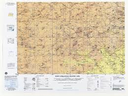 Map Of Sd Southern Africa Joint Operations Graphic Perry Castañeda Map