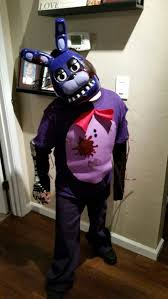 five nights at freddy s halloween update best 20 bonnie costume ideas on pinterest freddy costume fnaf