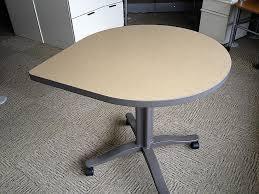herman miller everywhere table review used herman miller teardrop tables 30x60