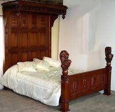 gothic bed ebay