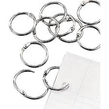 ring binder rings images Loose leaf rings 1 quot size silver leaf ring blogging and jpg