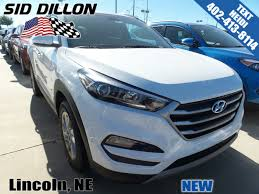 new 2017 hyundai tucson eco suv in lincoln 4h17872 sid dillon