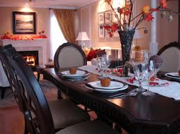 Modern Dining Table Setting Ideas Pictures Of Dining Room Tablesdinings For Thanksgivingdining Place