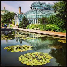 Chicago Botanic Garden Map by Brooklyn Botanic Garden Markus Ansara