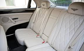 bentley spur interior ourfleet limousine