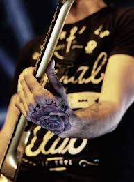 my edit live all time low tattoo alex gaskarth atl