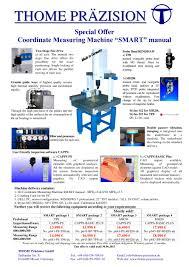 manual cmm smart thome präzision pdf catalogue technical