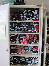 shoe closets u0027 help kids in need get reliable footwear