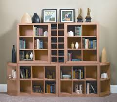 mesmerizing diy bookshelves for any room with appealing look