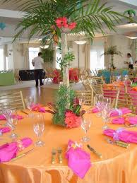 luau table centerpieces best 25 tropical tabletop ideas on tropical