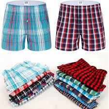 boxer boxer shorts woven cotton brand mens buy