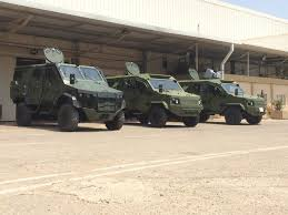 armored military vehicles gaia automotive industriesgaia automotive industry