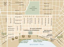 New Orleans Street Map Pdf by File Nps Jean Lafitte New Orleans French Quarter Map Gif