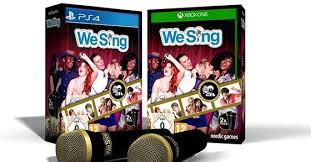 karaoke xbox one we sing is heading to ps4 and xbox one tgg