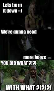 Eye Pad Meme - the walking dead funny pics16