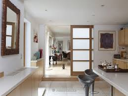 Sliding Kitchen Doors Interior Kitchen Ideas Interior Sliding Glass Doors Doors