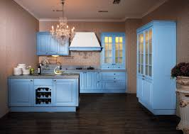 Light Blue Kitchen Cabinets by Blue Kitchen Cabinets Build Kitchen Cabinets Jinangaoxiao