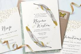 wedding invitations gold foil 350 giveaway from minted foil pressed wedding invitations
