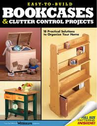 Easy To Build Bookshelf Furniture Making Books