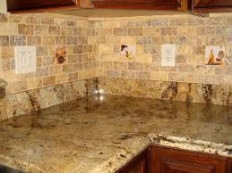 pictures of kitchen backsplashes with granite countertops kitchen backsplashes with granite countertops brown glass