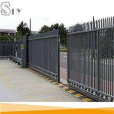 Patio Door Gate Used Metal Iron Garden Sliding Door Gate Design Buy Iron Sliding