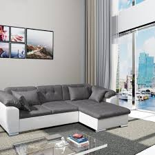 Grey Corner Sofa Bed We Sell Any Sofas Crushed Velvet Leather Fabric Corner