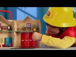 fireman sam fire station playset commercial